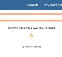 Torrentz.eu echa el cierre por sorpresa