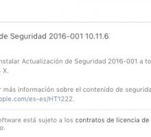 Actualización de seguridad para OS X: corrige la misma vulnerabilidad que en iOS