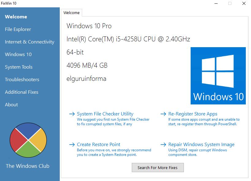 corregir-errores-windows10