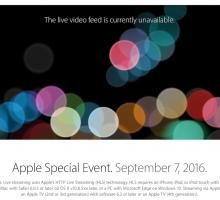 Sigue en directo la presentación de Apple