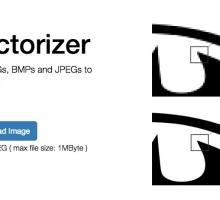 Convertir imágenes en formato vectorial