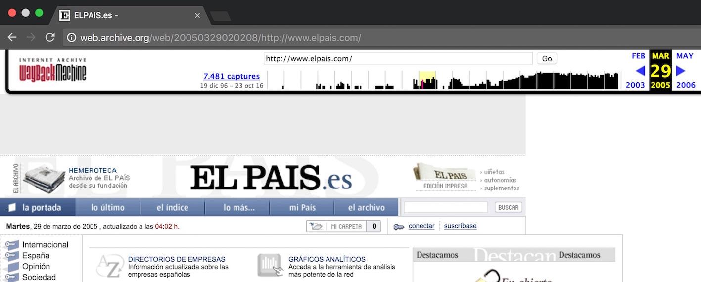 archive-web
