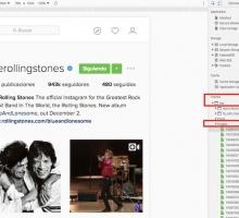 Descargar fotos de Instagram desde su web