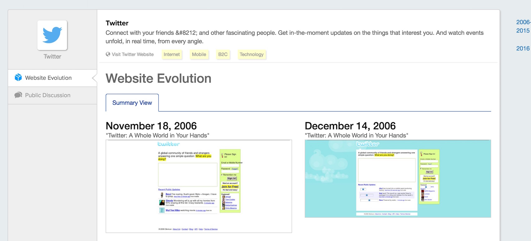 evolucion-web-tecnologicas
