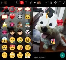 Nuevas funciones de 'cámara' en WhatsApp