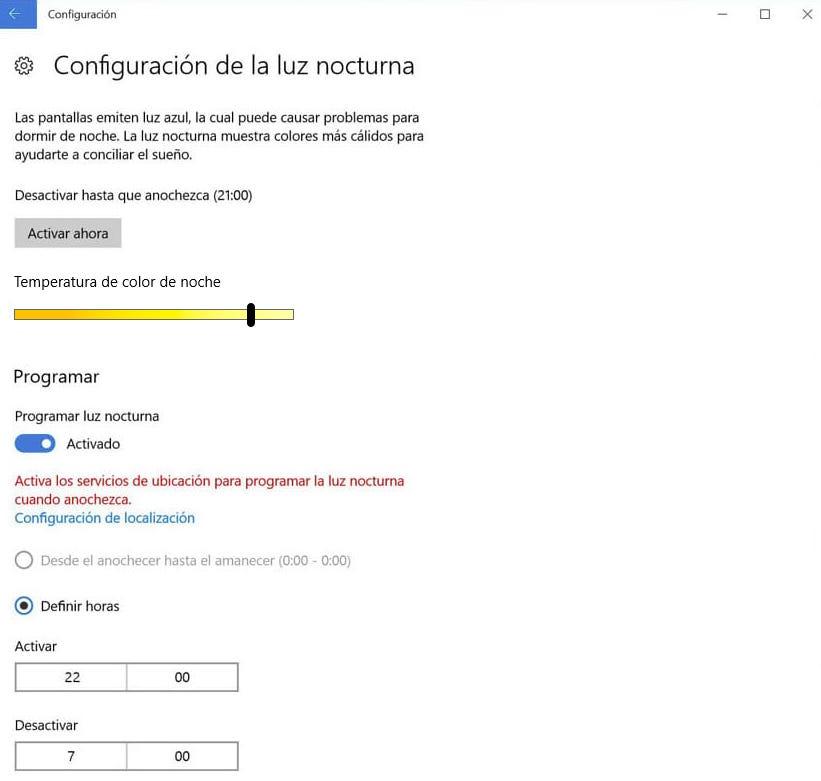 configurar-el-modo-noche-windows10