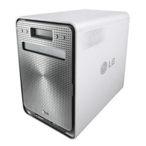 NAS con Blu-Ray LG N4B1