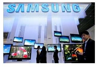 Samsung Electronics líder mundial de tecnología
