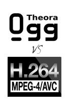 Jaleo de códecs para HTML5