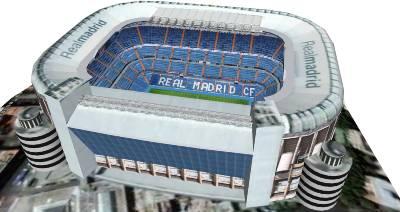 Estadio Santiago Bernabeú