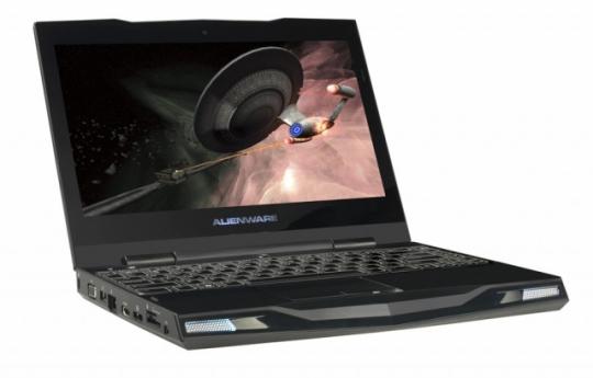 Nuevo Dell Alienware M11x
