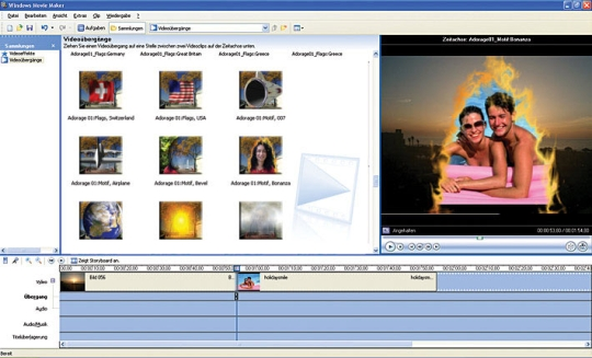 Windows Movie Maker para XP