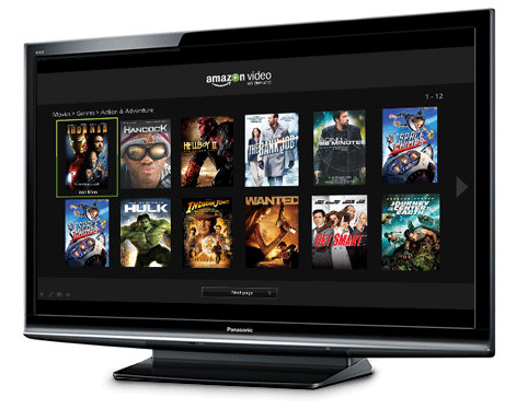 tv online de amazon