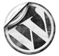 La marca WordPress proyecto de código libre