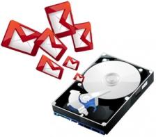Backup para las cuentas de Gmail