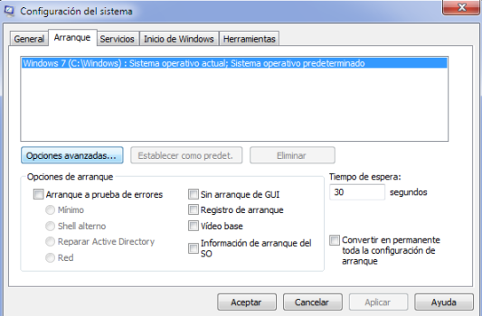 cargar windows 7 mas rapido