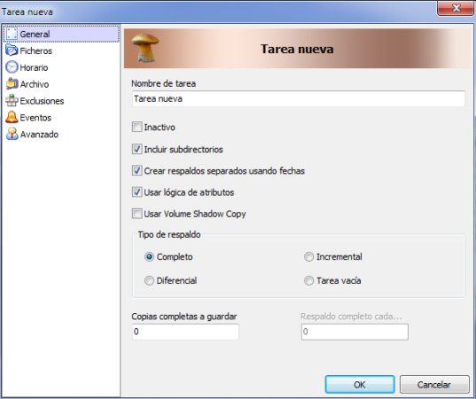 backups gratis para windows