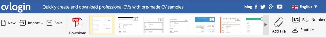 cv-online-facil