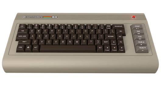 Nueva Commodore 64