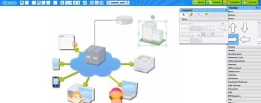 Diagramas colaborativos en tiempo real