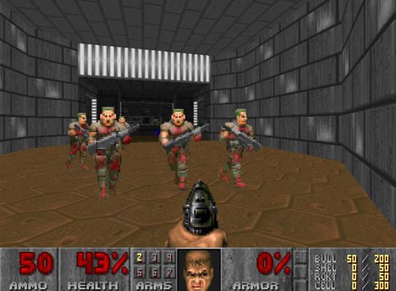 Jugar a Doom online