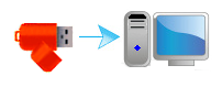 El USB como llave de contacto para el PC