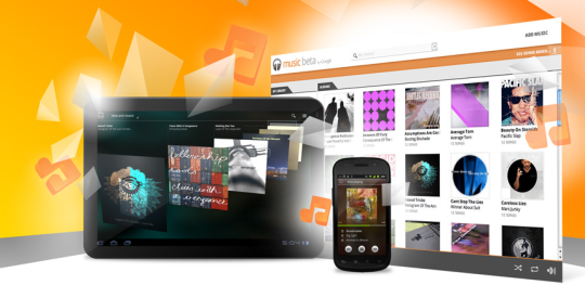 Disponible Google Music Beta