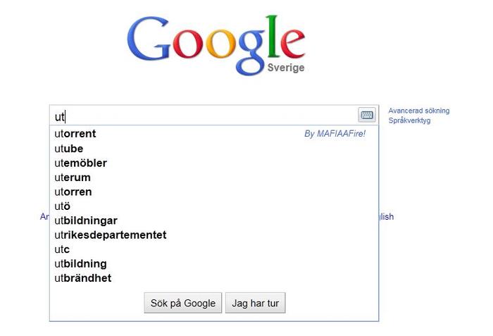 Plugin para evitar filtros antipiratería de Google