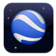 Descarga Google Earth para iPad