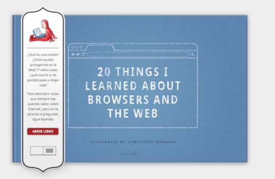 Libro de conceptos básicos sobre la web