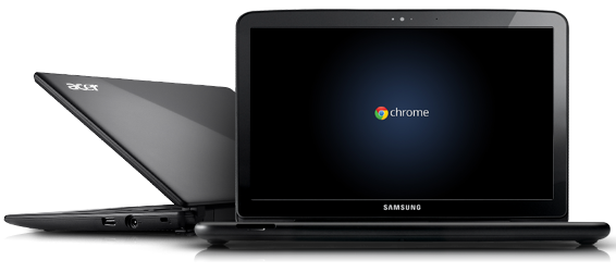 Google ya vende el notebook 'Chromebook'