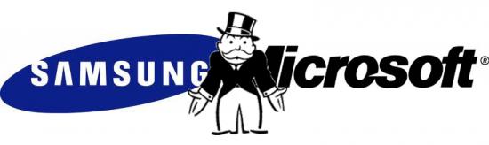 Microsoft pretende cobrar por cada Samsung con Android