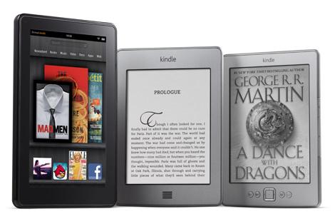 Los dispositivos de Amazon