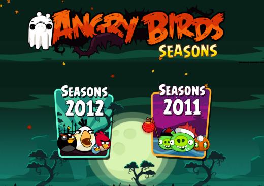Descargar para PC Angry Birds Seasons