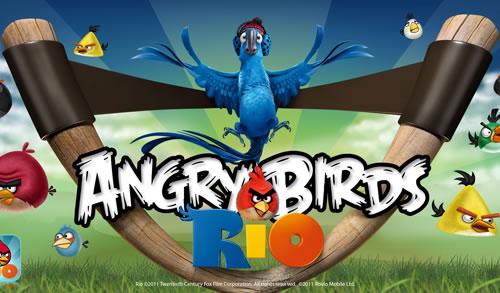 Descargar para PC Angry Birds Rio