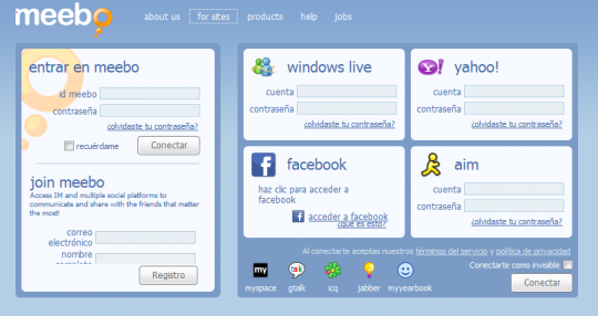 Chat de Facebook y Messenger online