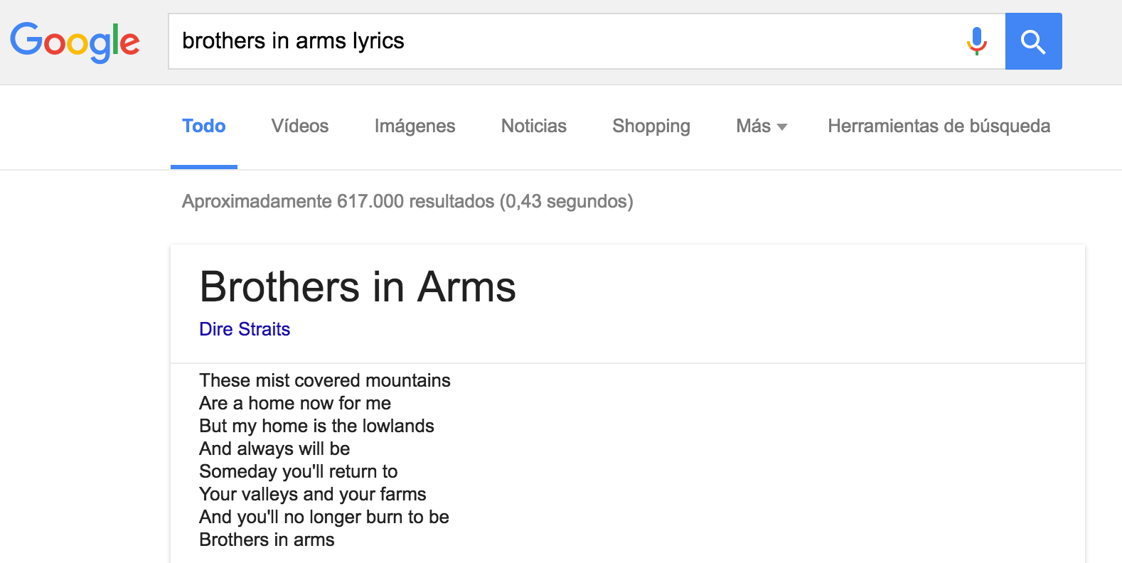 cancion-letra-google