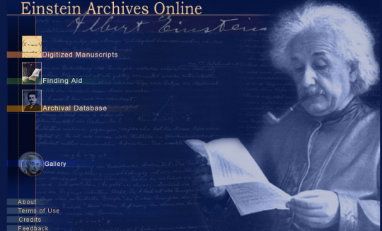 El legado de Albert Einstein online
