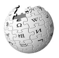 el logo de la wikipedia