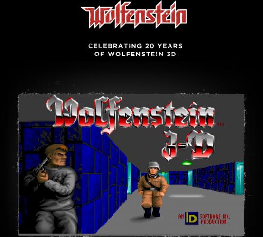 Wolfenstein 3D desde el navegador