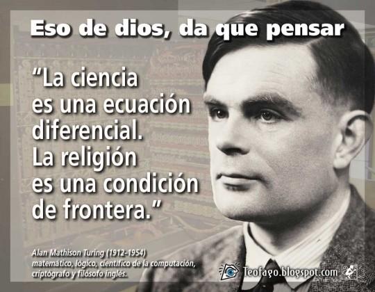 El Año de Turing y la Informática.