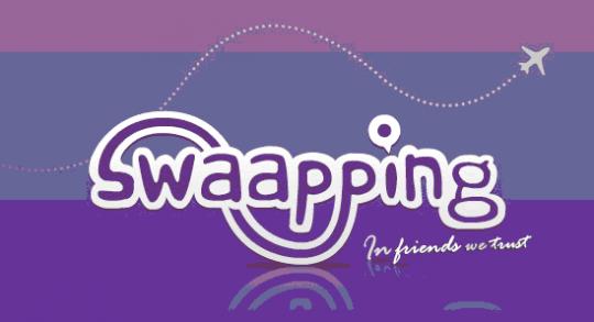 Swaapping la vuelta al mundo en casas de tus amigos.