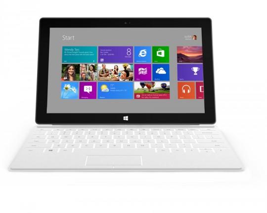 Microsoft Surface podría lanzarse el 26 de Octubre a 199$