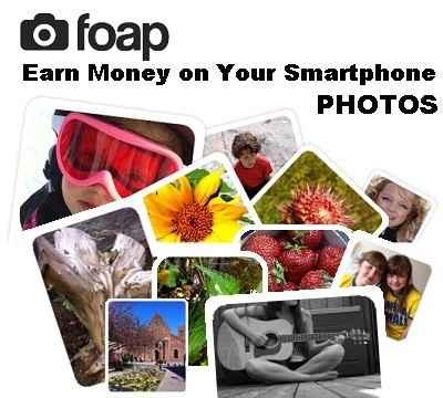 vende tus fotos hechas con móvil