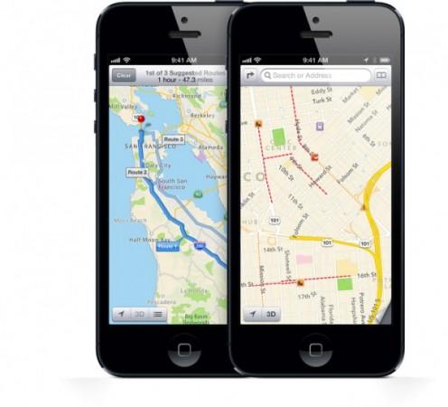 Google Maps para iOS 6 podría llegar en unos meses