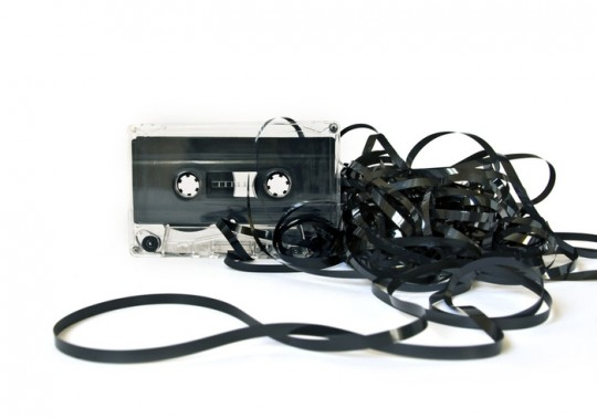 35TB en un par de casetes de audio