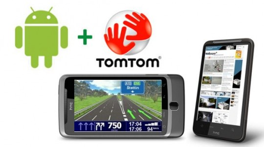 TomTom para dispositivos Android.