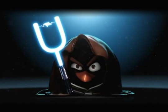 Angry Birds Star Wars, y que la fuerza te acompañe
