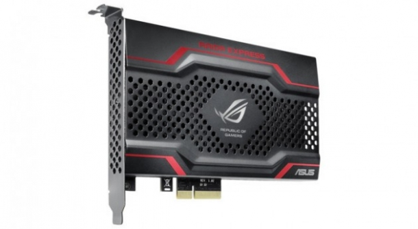 ROG Raidr PCI Express SSD