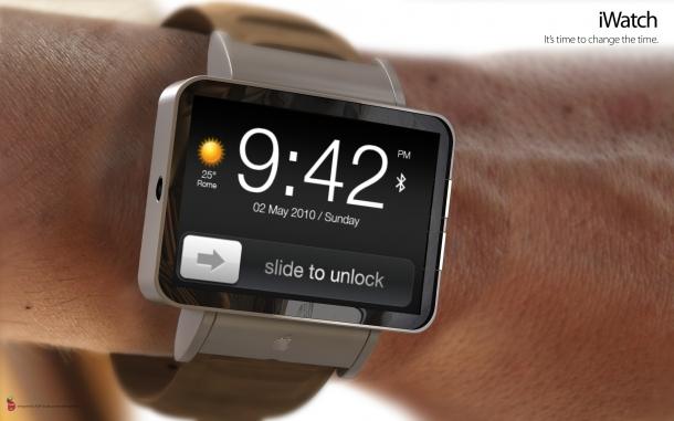 El reloj de Apple iWatch